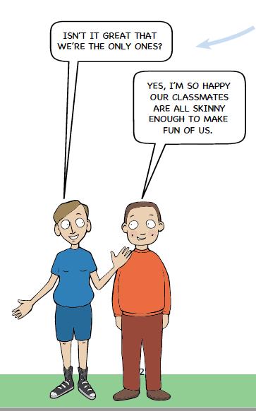 Fat Head Kids: Chapter One - Fat Head