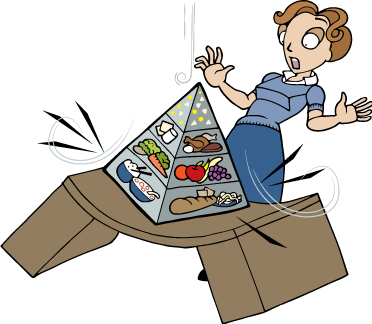 death by food pyramid minger denise